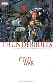 Civil War Thunderbolts Trade Paperback TPB